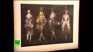 В Юсуповском дворце открылась выставка художника Юрия Купера