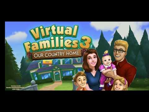 KELUARGA BARU DAN ANAK BARU - virtual families 2 || PUTRI ANGGARA/putga915.