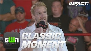 Christian Cage Returns to IMPACT at Slammiversary 2012   Classic IMPACT Moments