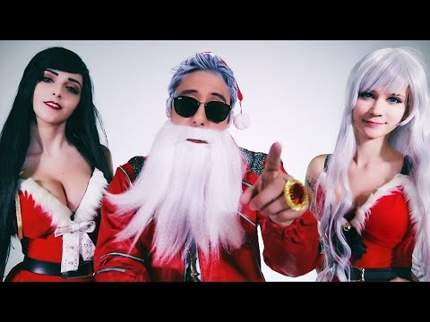 SANTA is the BOSS (MUSIC VIDEO) | Julien Bam