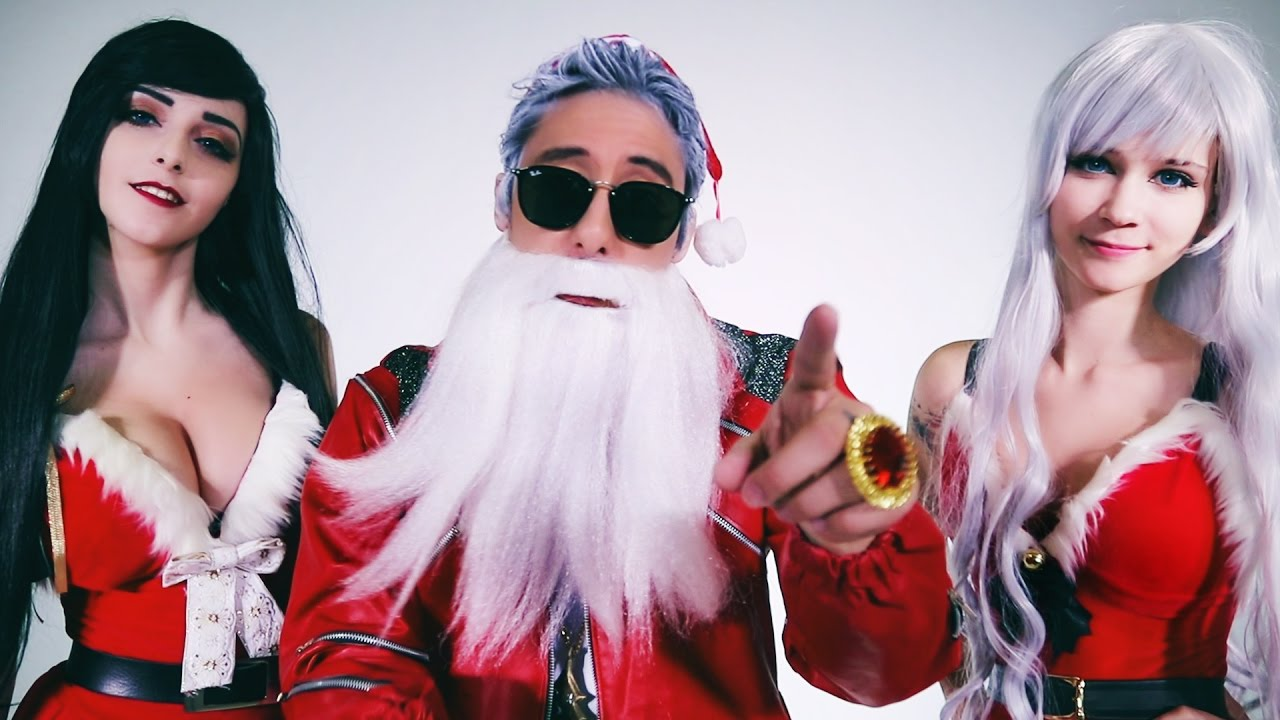 SANTA ist der BOSS (MUSIKVIDEO) | Julien Bam - YouTube