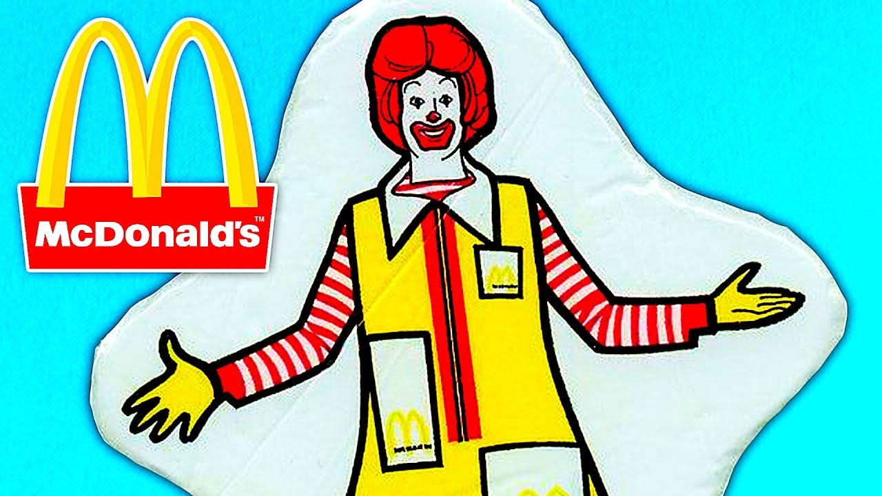 Download Top 10 Saddest McDonald's Happy Meal Toys Ever