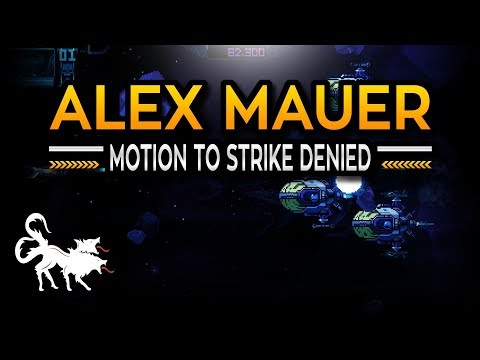 Alex Mauer: Motion to strike denied
