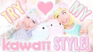 видео kawaii style