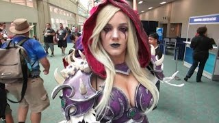 The Girls of Comic-Con 2015 (Part 2)