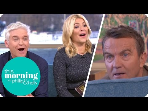 Bradley Walsh Declares War on Michael Ball and Alfie Boe in Music Chart Battle | This Morning