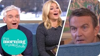bradley walsh declares war on michael ball and alfie boe in music chart battle this morning