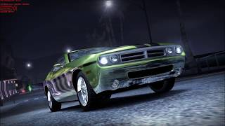 Need For Speed Carbon - Race Wars Gold [1080p60 - GTX 1080 - 36/50]