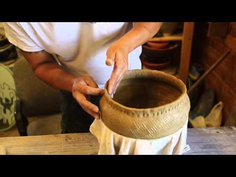Cherokee Pottery with Joel Queen