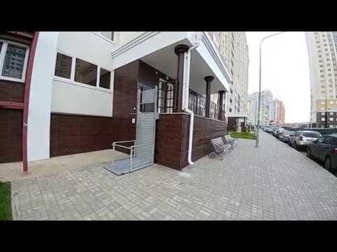 Обзор трехкомнатной квартиры в новостройке ЖК Виктория
