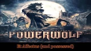 Скачать Powerwolf Blessed And Possessed Lyrics Video