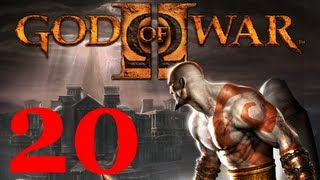 God of War 2 Прохождение - Часть 20 - Дворец Мойр