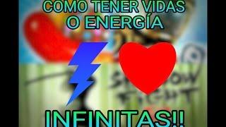 COMO TENER VIDAS O ENERGÍA INFINITA EN CUALQUIER JUEGO!!!