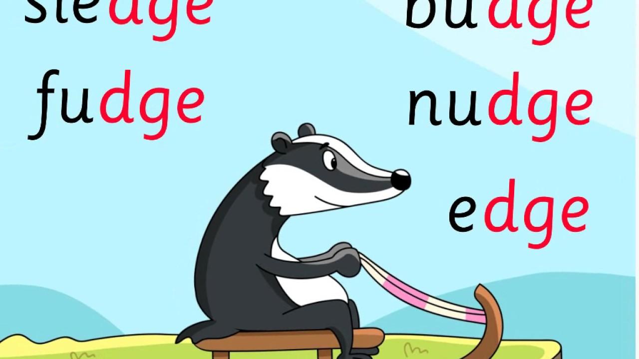 Bainbridge Badger Dge Trigraph By Phab Fonics Youtube
