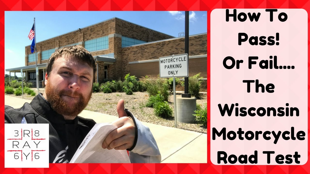 Passing The Wisconsin Motorcycle Road Test Become Fully Endorsed