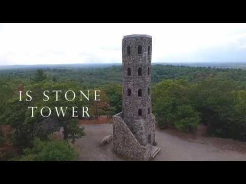 Stone Tower - Lynn Woods - Lynn, Massachusetts