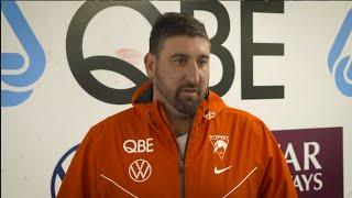 Dean Cox Pre-Game Interview - Round 13