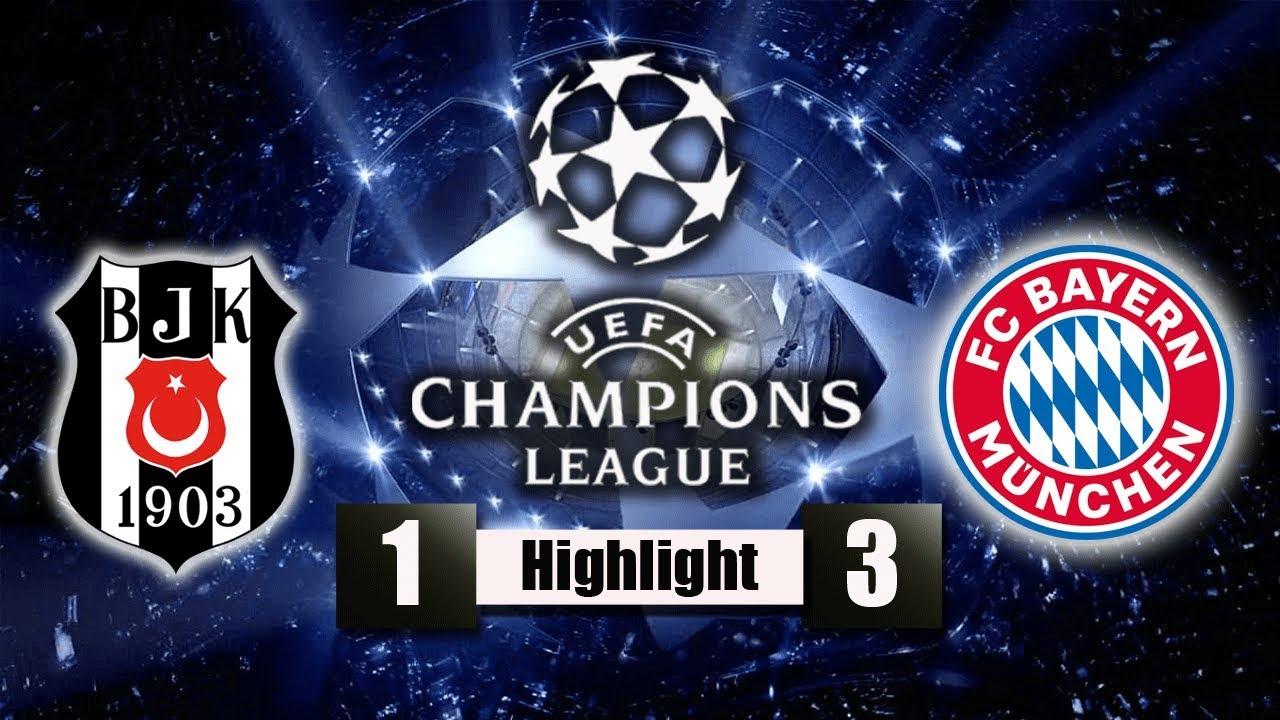 Download Beşiktaş vs Bayern Munich 1-3  - All Goals & Highlights - UCL 14/3/2018