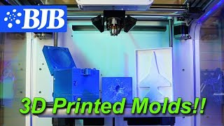 3D Printed Molds | Tips/Tricks/Ideas