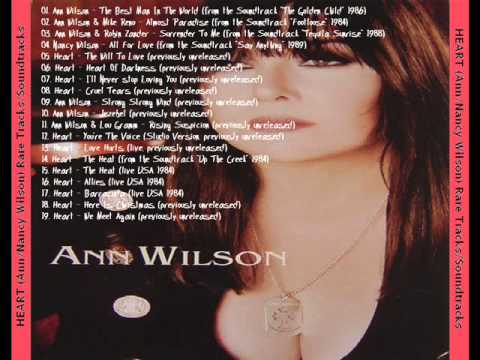 Ann Wilson-The Best Man In The World (From The Soundtrack Golden Child 1986)