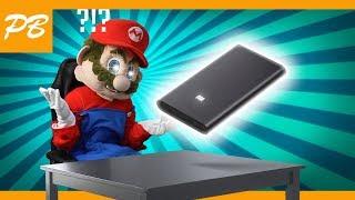 Nintendo Switch VS Xiaomi Mi Power Bank 2 - Hands on review