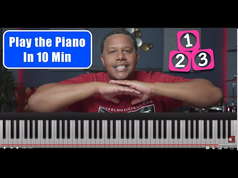 Absolute Beginner Piano Lessons :: Never Played The Piano