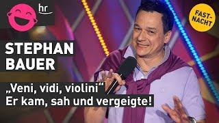 Stephan Bauer – Männlichkeit & poppende Eichhörnchen