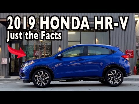 Honda HR-V Facts on Everyman Driver