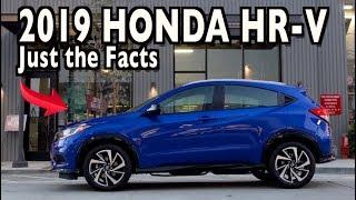 2019 Honda HR-V Facts on Everyman Driver