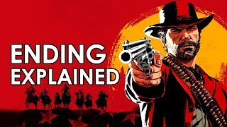 Red Dead Redemption 2: Good And Bad Ending Explained + Epilogue Scene Spoiler Talk