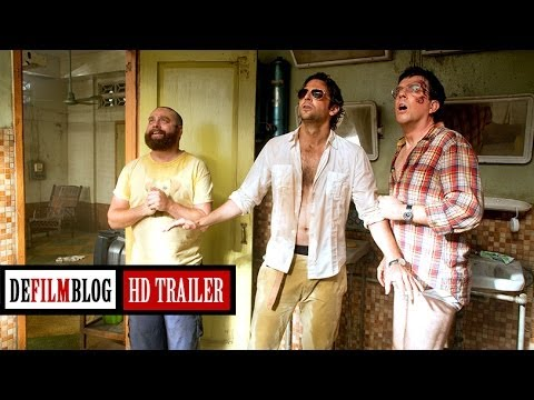 Download The Hangover part II (2011) Official HD Trailer [1080p]