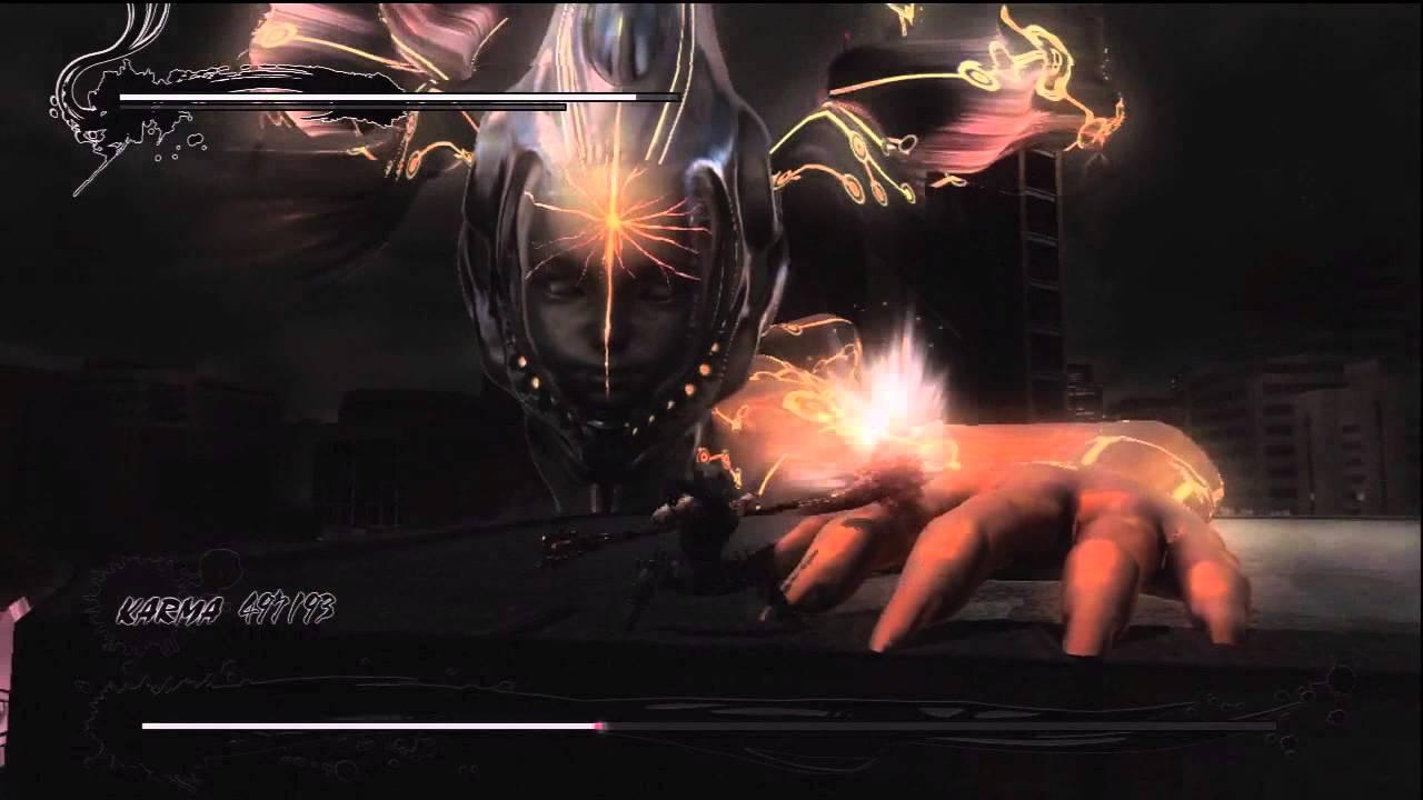 Ninja gaiden 3: razor's edge 30 second boss clips gamespot.