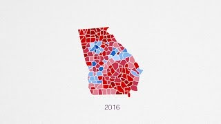 2016 Georgia Election Results