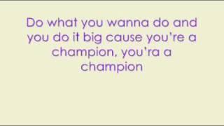 My Hero - Break Out (Bad Girls Club Season 7 Song) With Lyrics