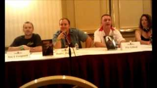 """The Best in Horror Literature"" - Panel Discussion, 2013"