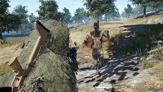 ZOMBIES CON WILLY EN PLAYERUNKNOWN'S