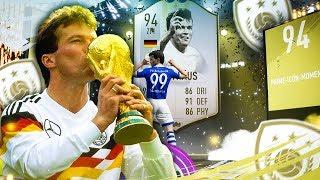FIFA 19: PRIME MOMENT ICON MATTHÄUS (94) SBC ABGESCHLOSSEN! 91+ WALKOUT PACKLUCK! 😳❤️