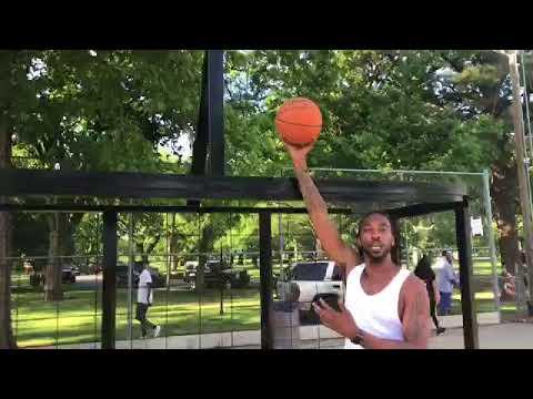 Sunset Park Basketball Courts