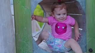 Ариана влог играем на детской площадке! Развлечения для детей и малышей   VLOG Arishka Play Time