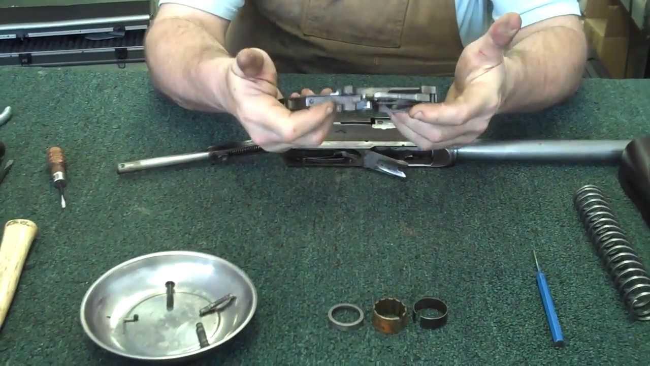 Gunsmithing remington model 11browning a5 gunworks youtube pooptronica
