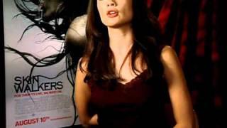 Skinwalkers - Exclusive: Natassia Malthe