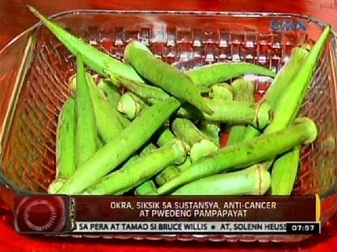 24 Oras: Okra, siksik sa sustansya, anti-cancer at pwedeng pampapayat