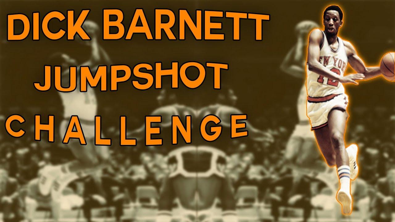 HORRIBLE JUMPSHOT CHALLENGE 1