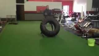 Okc Strength Training   Lovato Jr. Grappling Gpp - 8/2/12   Bjj Conditioning