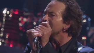 Pearl Jam - Better Man (2017 Rock Hall Inductees)