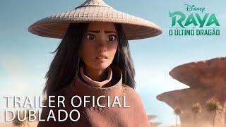 Raya e O Último Dragão | Trailer Dublado | Em breve nos cinemas