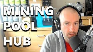 Mining Pool Hub is Not Secure