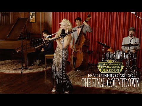 The Final Countdown - Europe (Vintage Cabaret Cover) ft. Gunhild Carling Mp3
