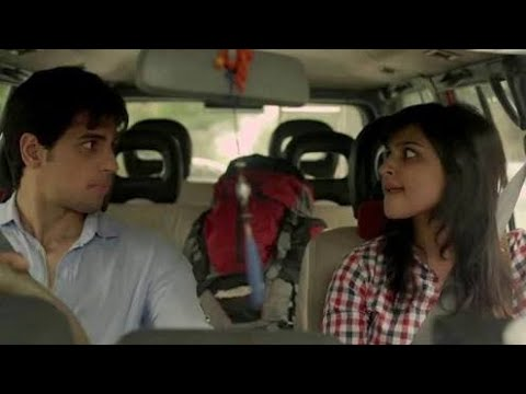 Hasee Toh Fasee| Hiccup Scene| Sidharth Malhotra And Parineeti Chopra|