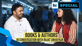 Hindustan Times Interview: Rajat Ubhaykar on his book 'Truck De India: A Hitchhiker's Guide to Hindustan'